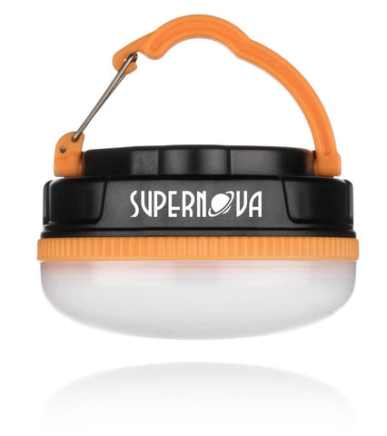 Supernova Halo 180 Extreme Rechargeable LED Camping and Emergency Lantern - T... - Chickadee Solutions - 1