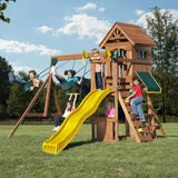 Swing-N-Slide Jamboree Fort Playset - Chickadee Solutions - 1