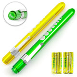 Onh nurse penlight medical nursing led penlight for with Pocket Clip and Warm... - Chickadee Solutions - 1