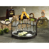 Zodax Fiesta 6-Shot Tequila Set - Chickadee Solutions