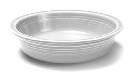 Fiesta 19-Ounce Medium Bowl White - Chickadee Solutions