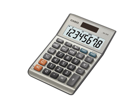 Casio MS-80B Standard Function Desktop Calculator - Chickadee Solutions