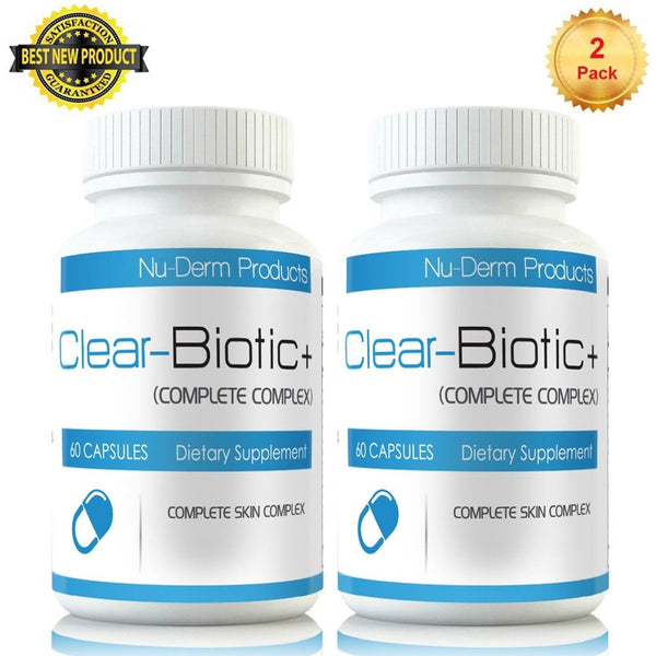 clear biotic 20 1 gm acne vitamins pills acne supplements treatment for acne chickadee. Black Bedroom Furniture Sets. Home Design Ideas