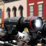 Bike Light - Comes With FREE TAIL LIGHT(Limited Time) - Tools-Free Installati... - Chickadee Solutions - 1
