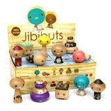 Jibibuts Wooden Blind Box Toy by Noferin (ONE Blind Box) - Chickadee Solutions - 1