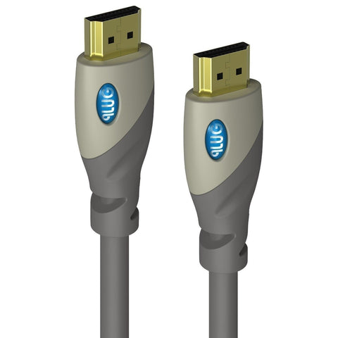 PlugLug HD-600 Series High-Speed HDMI Cable (16 Feet) - Supports Ethernet 3D ... - Chickadee Solutions - 1