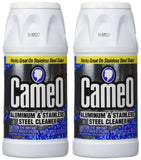 Cameo Aluminum & Stainless Steel Cleaner 10 oz. (Pack of 2) - Chickadee Solutions - 1