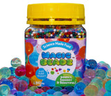 Magic Beadz - Jelly Water Beads Grow Many Times Original Size - Fun for All A... - Chickadee Solutions - 1