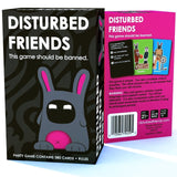 Disturbed Friends - This game should be banned. - Chickadee Solutions - 1