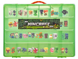 Minecraft Mini Figure Compatible Storage Case with Carrying Handle- My Mincra... - Chickadee Solutions - 1