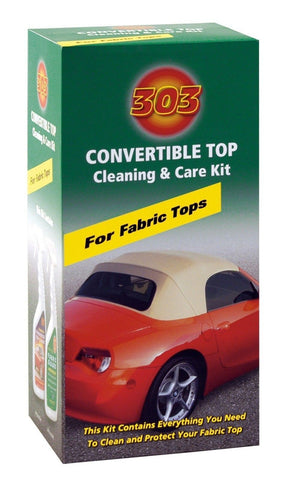 303 (30520) Convertible Fabric Top Cleaning and Care Kit - Chickadee Solutions