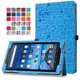 MoKo Fire 7 2015 Case - Slim Folding Cover for Amazon Fire Tablet (7 inch Dis... - Chickadee Solutions - 1