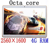 9.7 inch Tablet Octa Core 2560X1600 IPS Bluetooth RAM 4GB ROM 64GB 8.0MP 3G M... - Chickadee Solutions - 1