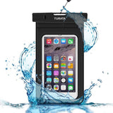 Waterproof Case Dry Bag with Armband for iPhone 6 6 plus 6s 6s plus 5 5s Sams... - Chickadee Solutions - 1