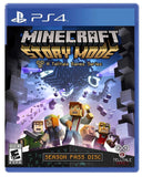 Minecraft: Story Mode - Season Disc - PlayStation 4 - Chickadee Solutions - 1
