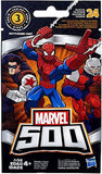 Marvel 500 Marvel 500 Micro Series 3 Mystery Pack - Chickadee Solutions
