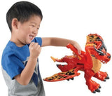 Fisher-Price Imaginext Eagle Talon Castle Dragon Standard Packaging - Chickadee Solutions - 1