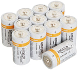 AmazonBasics C Cell Everyday Alkaline Batteries (12-Pack) - Chickadee Solutions - 1