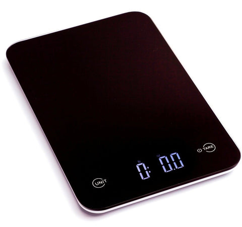 Ozeri Touch Professional Digital Kitchen Scale (12 lbs Edition) Tempered Glas... - Chickadee Solutions - 1
