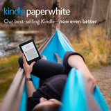 "Kindle Paperwhite E-reader - White 6"" High-Resolution Display (300 ppi) with ... - Chickadee Solutions - 1"