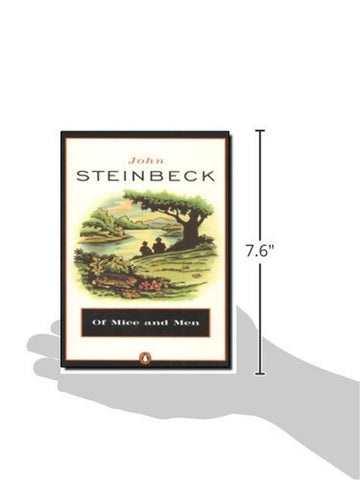 of mice and men newspaper Mr sinise's of mice and men is a recollection of a simpler way of life that was swept aside by the realities of the depression and all the momentous social changes that followed.
