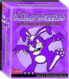 Killer Bunnies Violet Booster - Chickadee Solutions - 1