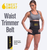 Sweet Sweat Premium Waist Trimmer for Men & Women. Includes Free Sample of Sw... - Chickadee Solutions - 1