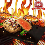 BBQ Grill Masters Premium Quality Grill Mat - Set of 4 + Grilling Recipe eBoo... - Chickadee Solutions - 1