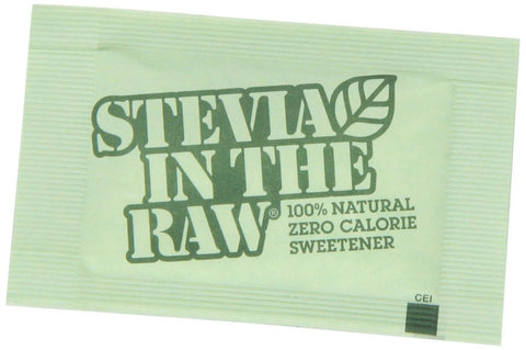 Stevia in the Raw Sweetner Packets 1000 Count ( Box of 1000 Packets ) - Chickadee Solutions - 1