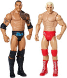 WWE Wrestlemania 32 Ric Flair and The Rock Figure 2-Pack - Chickadee Solutions - 1