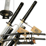 "Hattori Hanzo Collection ""Bill & Bride"" Sword Set with Display Stand - Chickadee Solutions"