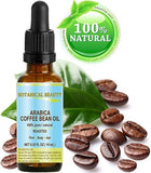 ARABICA COFFEE BEAN OIL Brazilian. 0.33 Fl.oz- 10 ml. 100% Pure / Roasted / P... - Chickadee Solutions - 1
