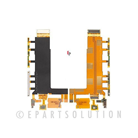 ePartSolution-Sony Xperia Z3 D6653 D6603 D6616 Camera Power Switch Volume But... - Chickadee Solutions
