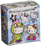 Tokidoki Tokidoki & Hello Kitty Blind Box Action Figure - Chickadee Solutions - 1