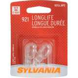 SYLVANIA 921 Long Life Miniature Bulb (Pack of 2) - Chickadee Solutions - 1