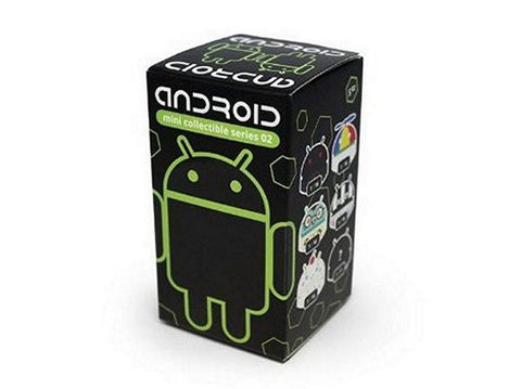 GOOGLE Android Mini Figures Series 2 (1 blind box) - Chickadee Solutions
