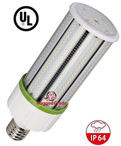 60 Watt LED Bulb - Standard E26 base - 6900 Lumens- 4000K -Replacement for Fi... - Chickadee Solutions - 1