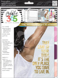 me & my BIG ideas Fitness Planner Extension - Chickadee Solutions