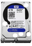 WD Blue 6TB Desktop Hard Disk Drive - 5400 RPM SATA 6 Gb/s 64MB Cache 3.5 In... - Chickadee Solutions - 1