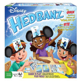 Spin Master Games Disney HedBanz 2nd Edition Board Game - Chickadee Solutions - 1