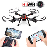 Drone OOTTOO RC Headless WiFi FPV 2MP HD Camera Quadcopter 2.4GHz 4CH 6-Axis ... - Chickadee Solutions - 1