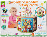 Alex Jr. Woodland Wonders Activity Station - Chickadee Solutions - 1