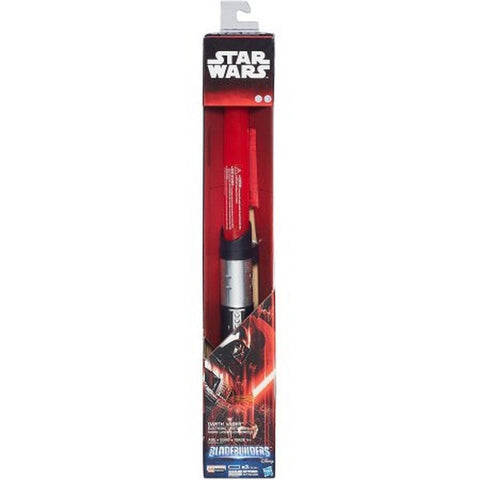 Star Wars A New Hope Darth Vader Electronic Lightsaber - Chickadee Solutions - 1
