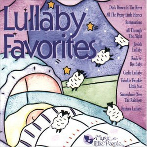 Lullaby Favorites - Chickadee Solutions