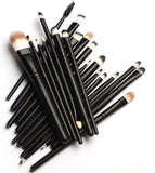 KOLIGHT 20 Pcs Pro Makeup Set Powder Foundation Eyeshadow Eyeliner Lip Cosmet... - Chickadee Solutions - 1
