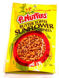 P.nuttles Butter Toffee Sunflower Kernels 4.75 Oz (Pack of 2) - Chickadee Solutions - 1