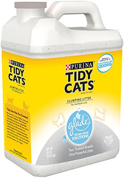 Check kitty litter box cleaning off of your list with this powerful odor-control solution, and get back to spending more quality time with your beloved cat companions. Your time is valuable, and so is the time you get with your cat. Give her the quality she deserves in her cat litter box with Purina Tidy Cats/5(K).