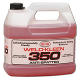 Weld-Aid Weld-Kleen 350 Anti-Spatter Liquid 1 gal - Chickadee Solutions