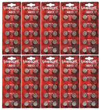 100 Pack LOOPACELL LR44 AG13 357 Button-Cell Batteries - Chickadee Solutions
