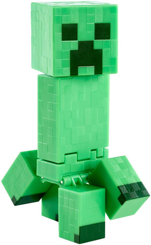 "Minecraft Exploding Creeper 5"" Figure - Chickadee Solutions - 1"